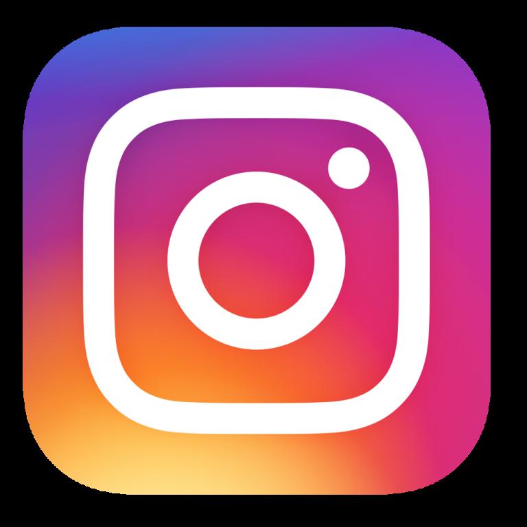 Instagram Logo und Link